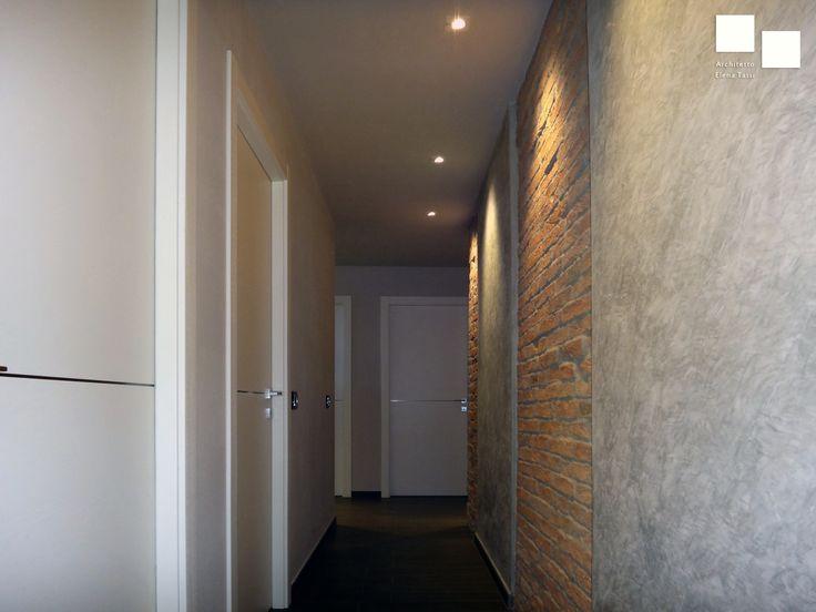 Casa N - hallway