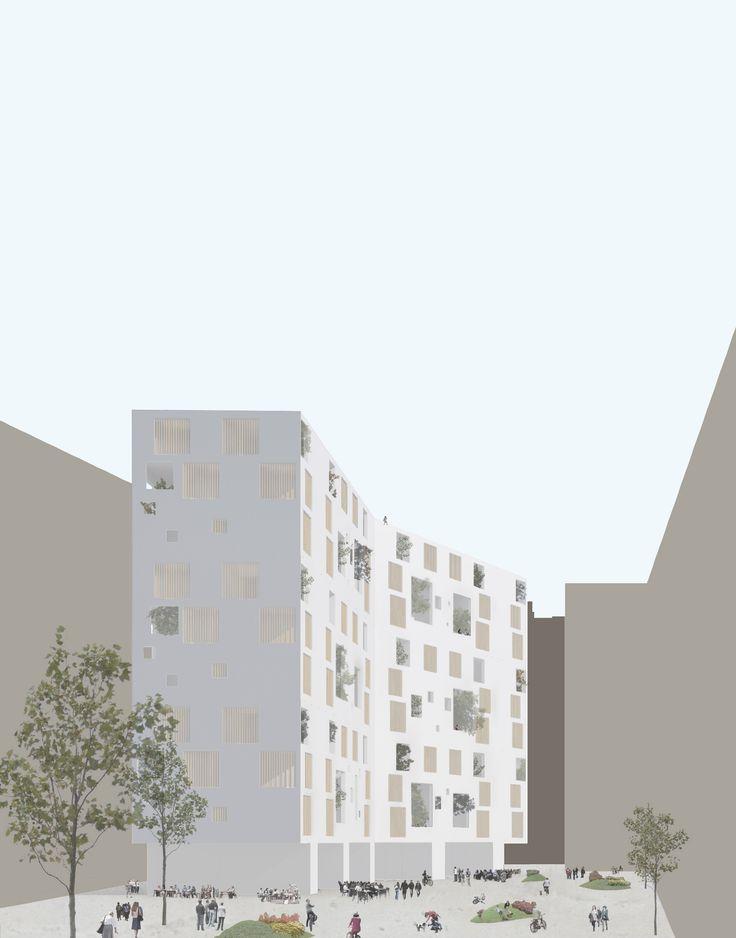 Apartments King Street - Tribe Studio Architects