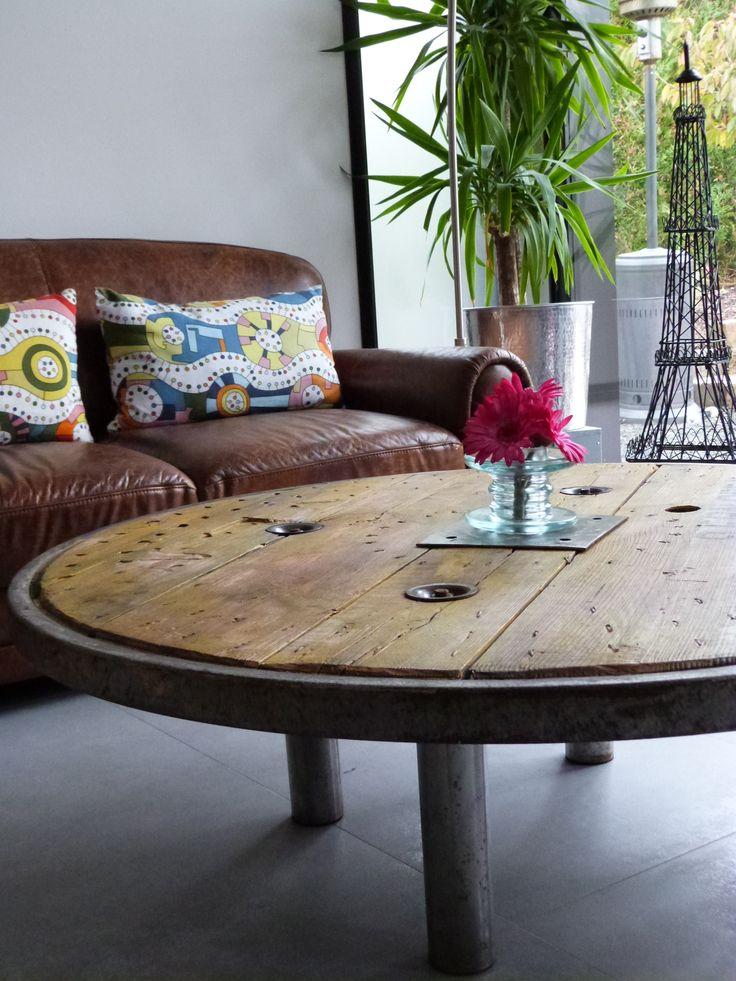 table basse eco deco Instructions de bricolage zum...