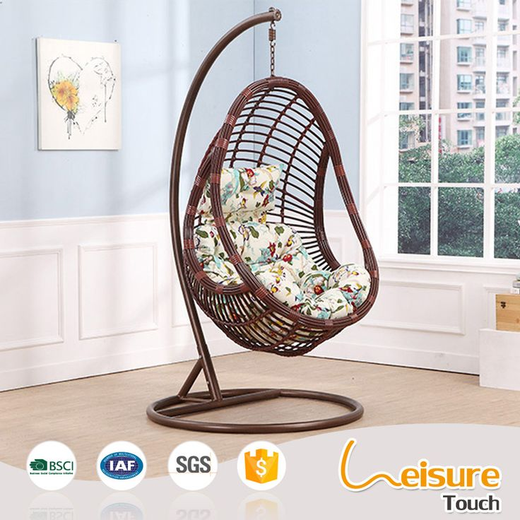 Best 20 hanging egg chair ideas on pinterest egg chair - Indoor hanging egg chair for bedroom ...
