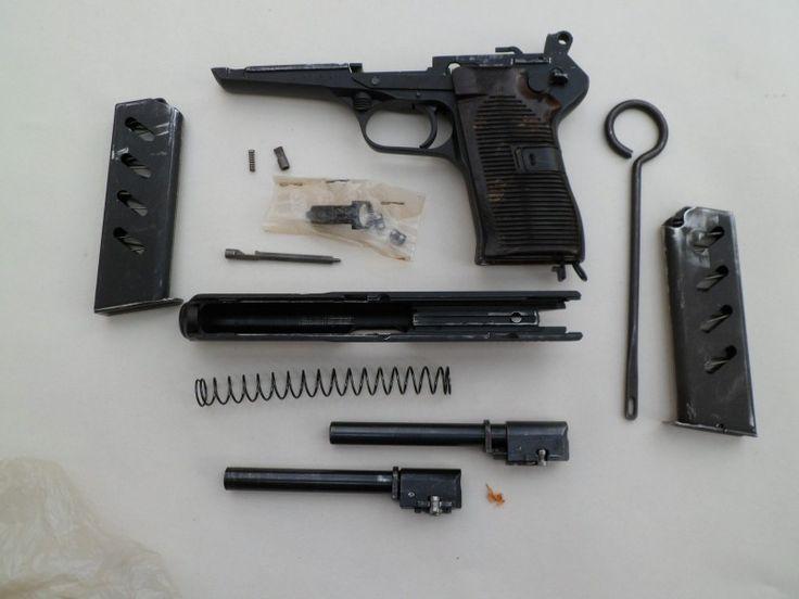 vz. 52 - Prodám CZ vz 52, r.v. 1963 vč. hlavně 9 mm L, orig. pouzdra a náhradních dílů. Nastříleno: 600 x 7,62 , 1000x 9 mm. Lokalita Brno.https://s3.eu-central-1.amazonaws.com/data.huntingbazar.com/12708-vz-52-pistole.jpg