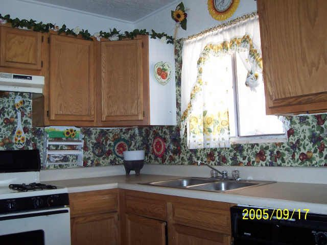 Sunflower kitchen decor sunflower kitchen and decorating small spaces