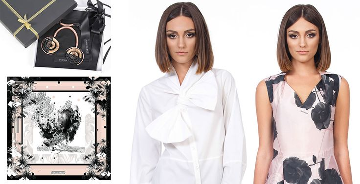 Andrea Tincu - Brand premium moda romaneasca, colectii internationale, esarfe de matase, camasi albe, design inovator.