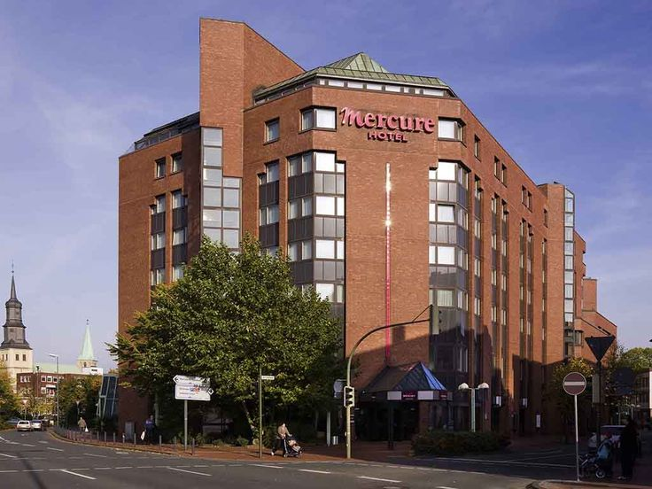 MERCURE HOTEL HAMM: In each of the 142 comfortably furnished, air-conditioned rooms of the Mercure Hamm Hotel, you will find free WIFI…