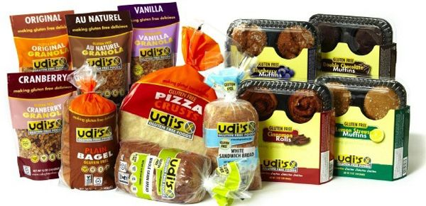 Udi's is one of our 7 Best Gluten-Free Brands, and a leader in this 4.2 billion dollar industry!
