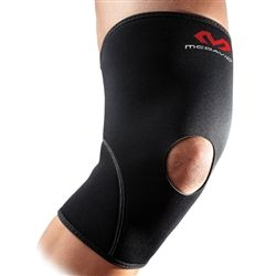 Many athletes choose our McDavid Knee Support w/ Open Patella