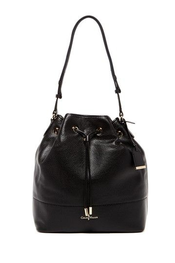 For her: Drawstring Bag by Cole Haan