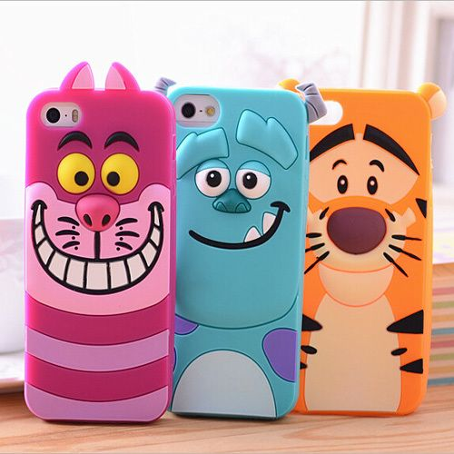 Check this product! Only on our shops   New Arrival 3D Cartoon Animal Tiger Monsters Sulley Tigger Marie Alice Cat Silicone Case Cover For iPhone 6 6 Plus 5 5S 4 4S - US $3.99 http://myphonesshop.com/products/new-arrival-3d-cartoon-animal-tiger-monsters-sulley-tigger-marie-alice-cat-silicone-case-cover-for-iphone-6-6-plus-5-5s-4-4s/