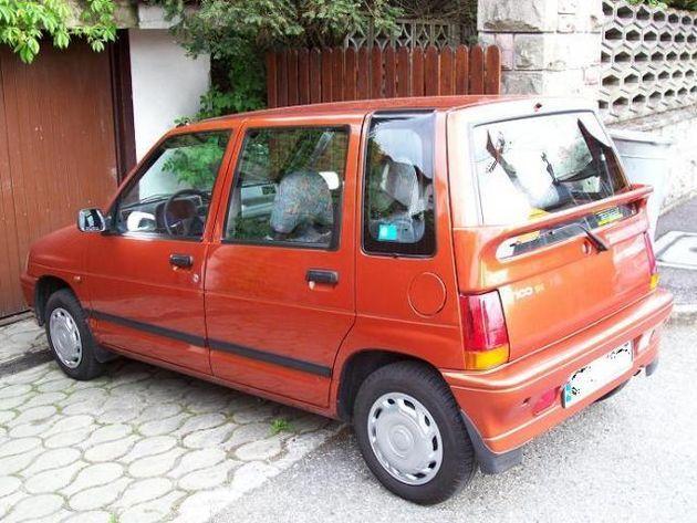 Daewoo Tico SX Automatic