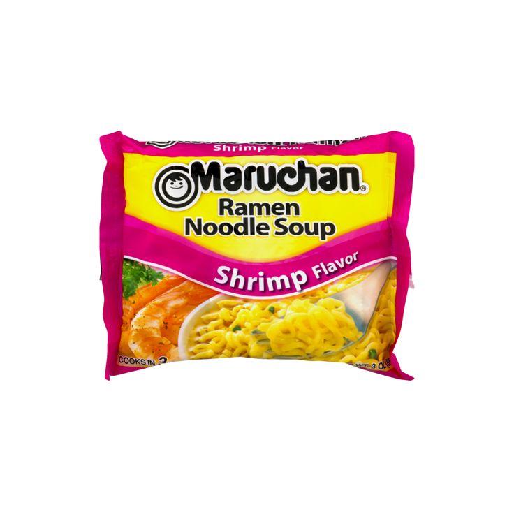 Maruchan Ramen Noodle Soup - Shrimp Flavor - 2.25 oz