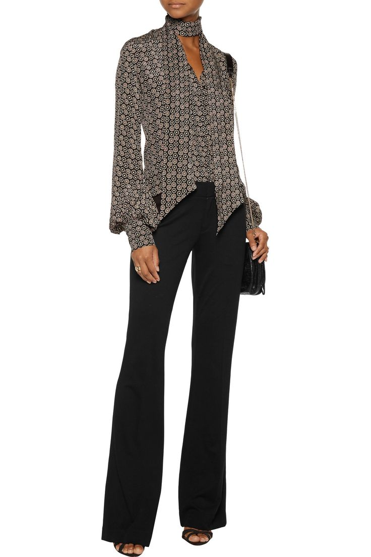 Shop on-sale Haute Hippie Jersey bootcut pants. Browse other discount designer Pants & more on The Most Fashionable Fashion Outlet, THE OUTNET.COM