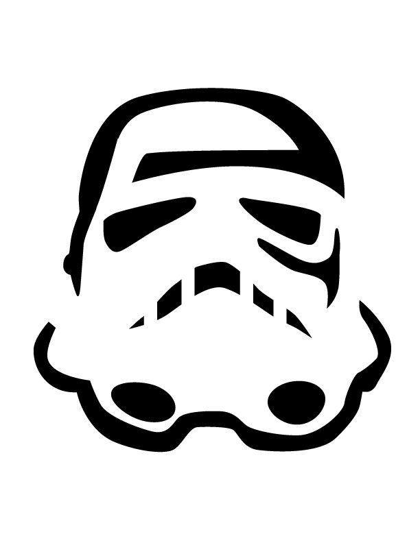 Bestclipartblog   27starwarsclipart additionally Jack o lantern face image as well Stormtrooper Pumpkin also Stencil For Kids Stencils Design Wall And Stickers in addition Border Clip Art Jan 01 2013 063812. on scary halloween decor ideas