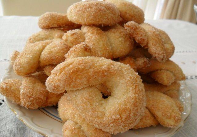 Вкусное сахарное печенье: простой рецепт всего из трех ингредиентов! — В Курсе Жизни