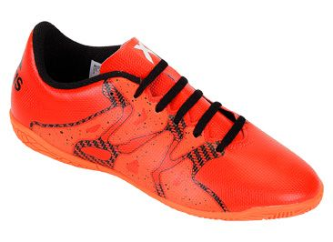 adidas X 15.4 IN J Youth's Indoor Soccer Shoes