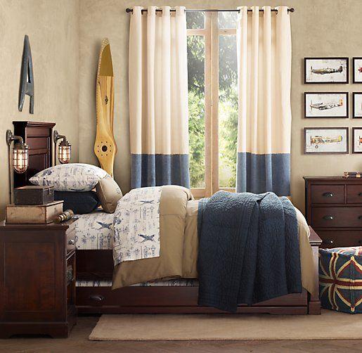 Boys Bedroom Ideas Vintage 43 best images about hayden's big boy room on pinterest