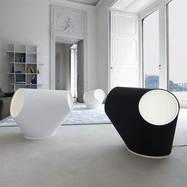 Lampe AROUN / Jean-Philippe Nuel / Cinna / Mobilier contemporain