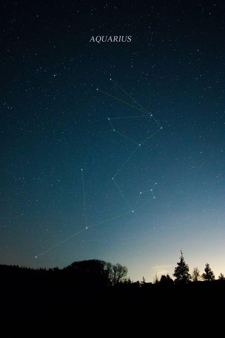 Aquarius Constellation  Oc  3648x5472        Ift Tt