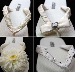 Style Bridal Platform Flip Flops for Women Pictures