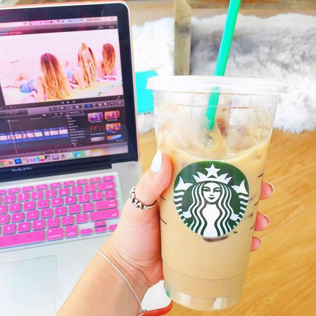 AlishaMarie @macbby11 editing with the ...Instagram photo | Websta (Webstagram)