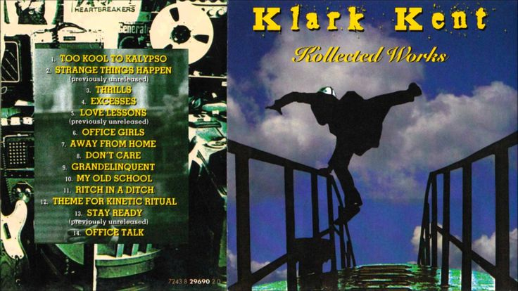 Stewart Copeland (1978-80) - AUDIO ONLY! the complete work of this mysterious figure, who called himself Klark Kent. ;-)