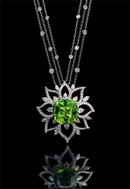 Peridot...Richard Krementz Gemstones