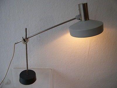 Original Kaiser Idell Tischlampe Lampe 6857 Leuchte Table Lamp Dell 60er 60s