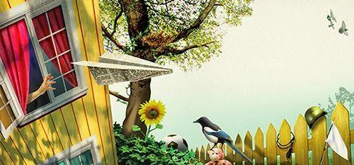 Illustration by Kristin Berg Johnsen