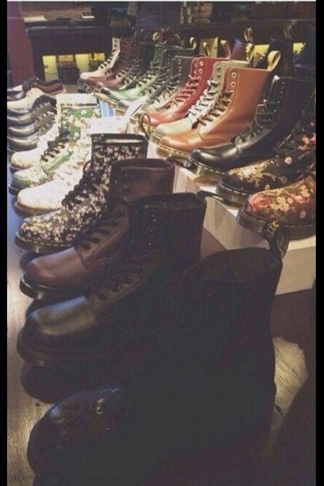Dr Martins/ boots