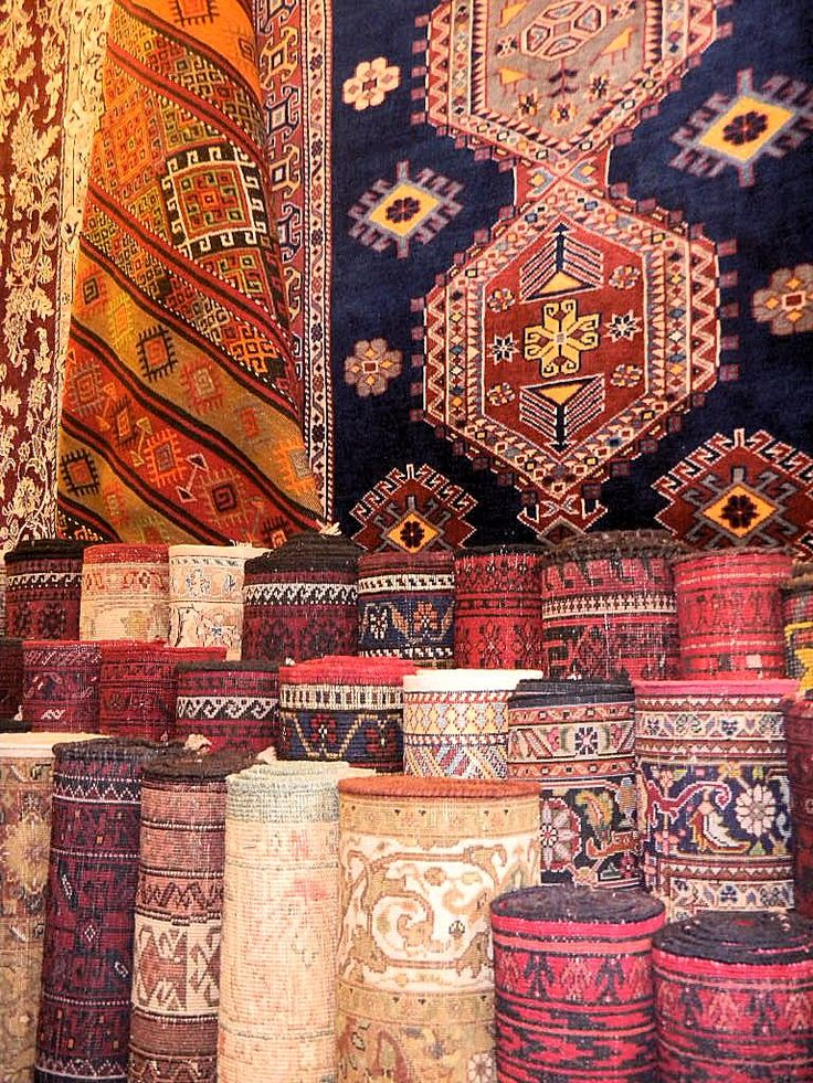 A scene from the Grand Bazaar Istanbul