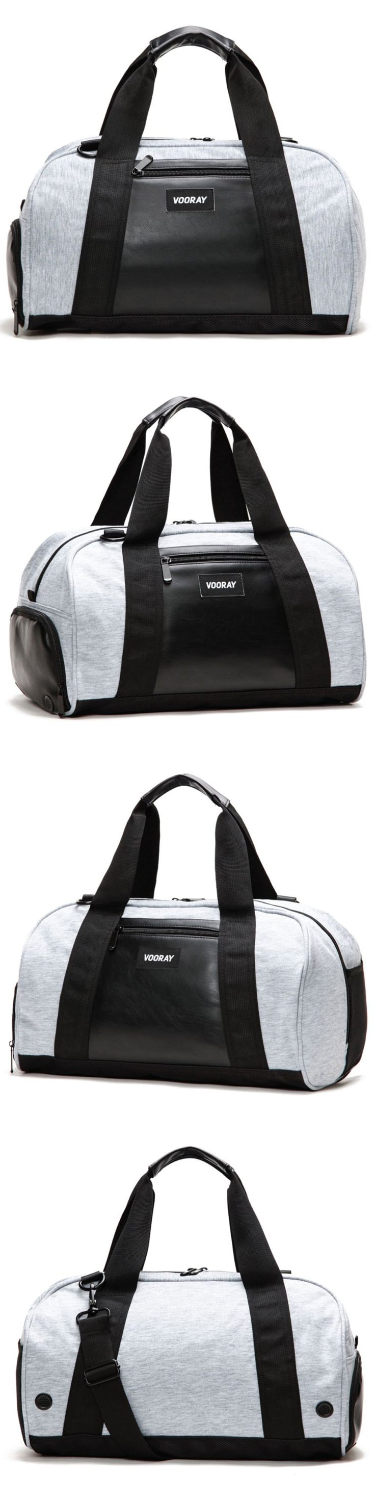 Gym Bags 68816 Vooray Burner 16 Compact Bag With Shoe Pocket BUY IT NOW ONLY 6084 On EBay