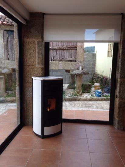 Docer | Especialistas en calor pellets stoves, estufa de pellets, www.docer.net
