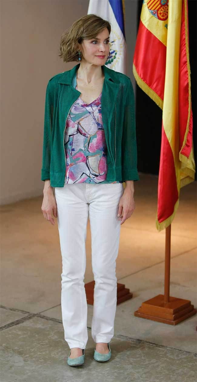 31 best images about REINA LETIZIA DE MANGO on Pinterest ...