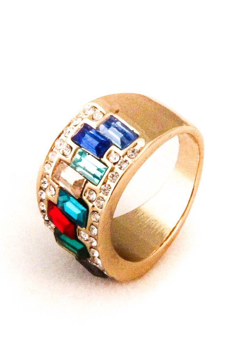 One of a Kind Ring | @AshleyMeganTO  https://www.ashleymegan.com/product/one-of-a-kind/ via @AshleyMeganTO