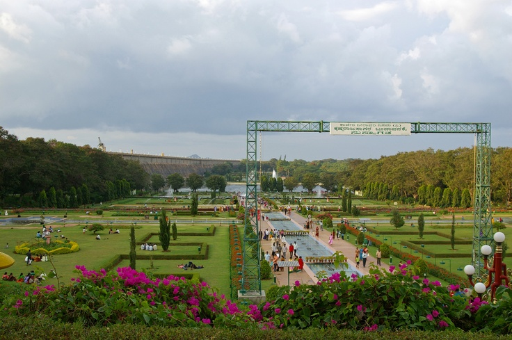 Mysore Brindavan