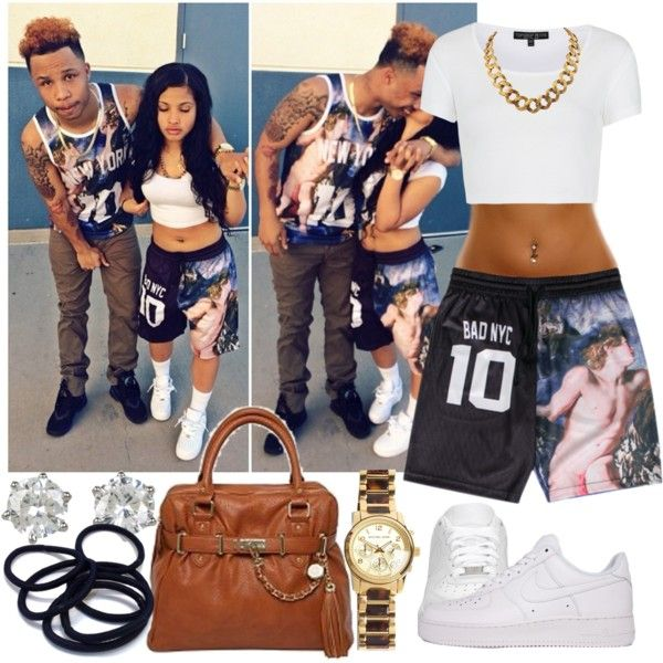 """""""Every Little Thing You Do Got Me Feelin Some Type Of Way"""" by blasianmami16 on Polyvore"""