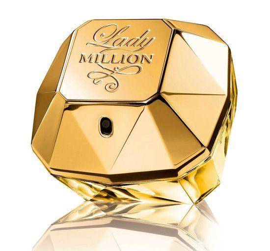 Paco Rabanne Lady Million 50 ml - Eau de parfum -  for Women
