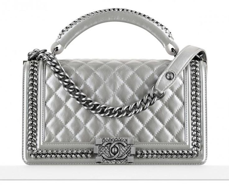 chanel-boy-bag-with-handle-in-silver