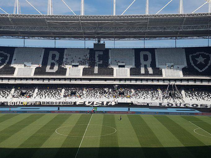 Botafogo x Nova Iguaçu - Campeonato Carioca 2017-2017 - Ao vivo - globoesporte.com