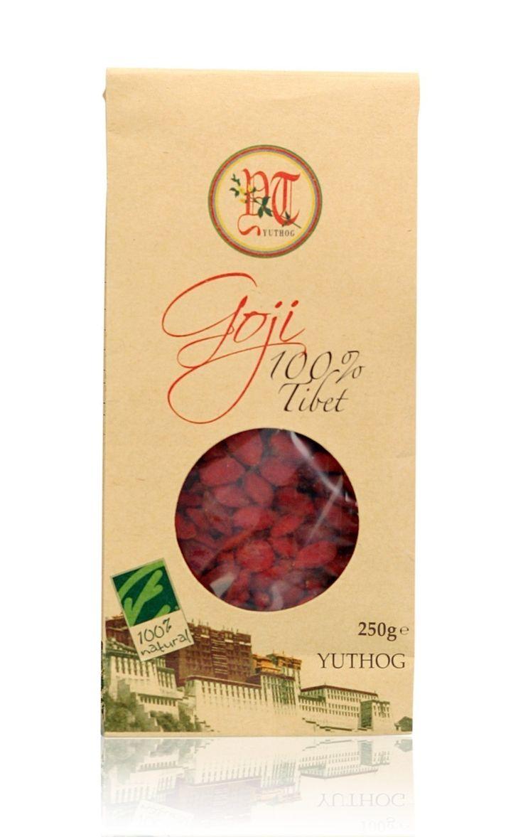 Goji Beeren aus dem Tibet - 250g - online kaufen!
