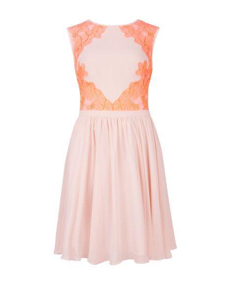 Pink Confirmation Dresses