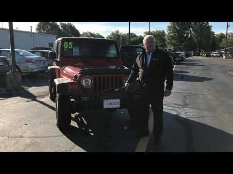 Jeep Wrangler Unlimited At Statewide Ford Lincoln In Van Wert