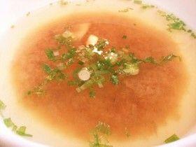 簡単★毎日飲もう★梅スープ