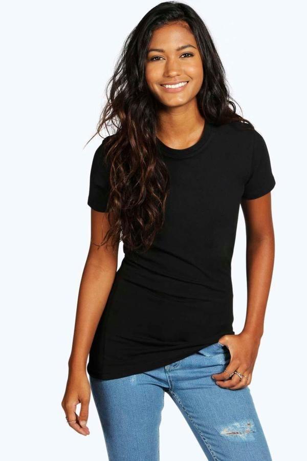 Sophie Basic Crew Neck T-Shirt