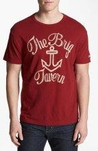 Tailgate 'The Brig Tavern' T-Shirt funny t shirts for men gifters.com,  red shirts for men