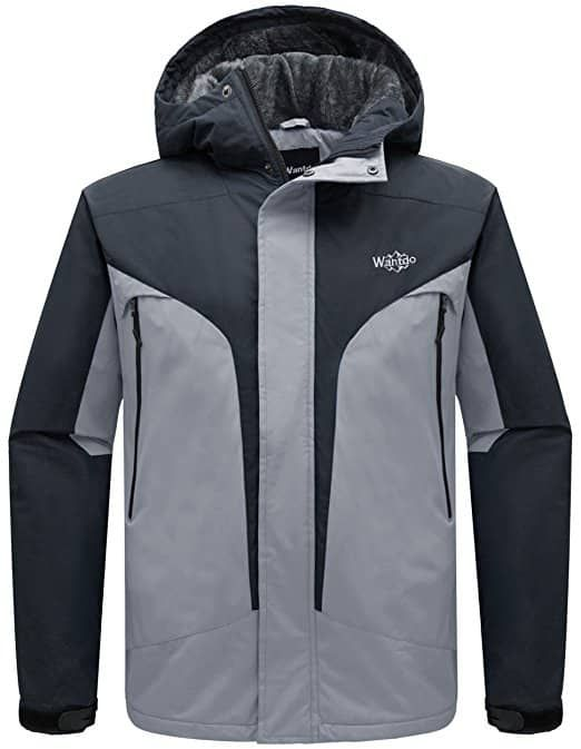 68a3ef350 Best Snowboard Jackets for Men in 2019 - Men's Snow Proof Jackets ...