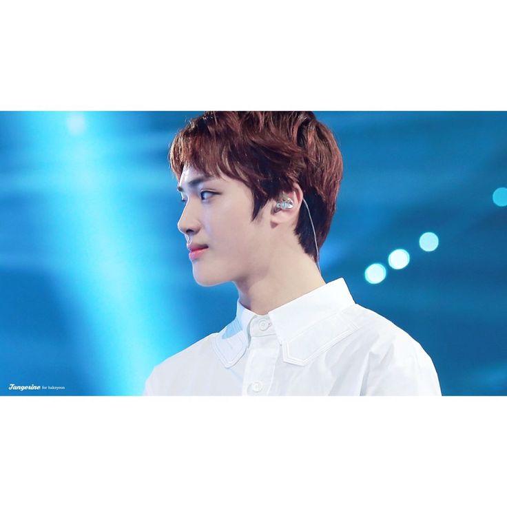 "278 Likes, 3 Comments - Joo Hak Nyeon 주학년 (@hak_nyeon) on Instagram: ""⠀ ⠀ He really looks good in white  ⠀ © Rbfgkrsus ⠀"""