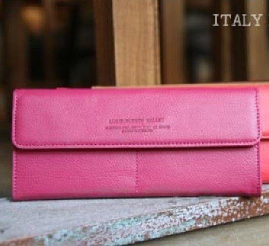 New long design 2013 & 2014 vintage women's fashion multi card holder wallet card holder wallet HOT wholesales & retail  $10.99