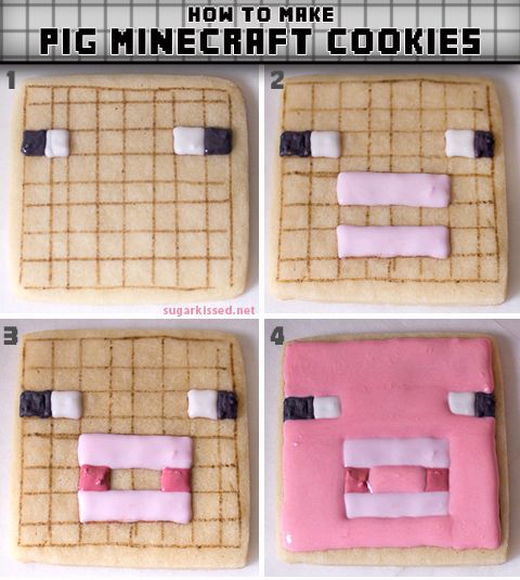 17 Best Ideas About Minecraft Stuff On Pinterest: 17 Best Ideas About Minecraft Cookies On Pinterest