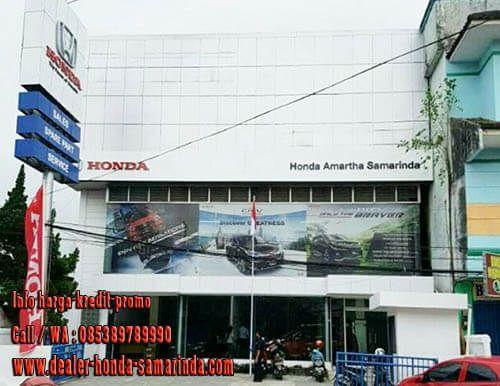 Honda Samarinda Kredit