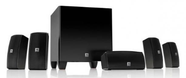 JBL Unveils New Cinema Series Home Theater Sound Systems